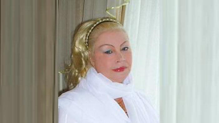 Тамара Краснова – Гусаченко